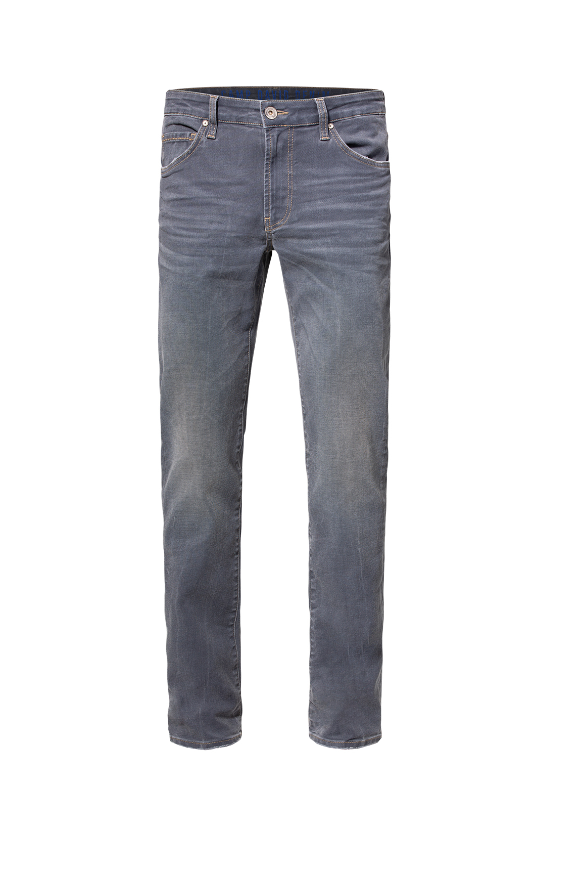 Jeans mit used Waschung